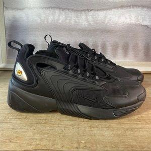 NEW Nike Zoom 2K Black Sneaker / 10